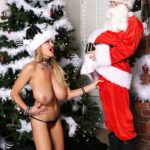 MIS FETICHES: KELLY MADISON XMAS PRESENT
