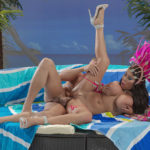 MIS FETICHES: AUGUST TAYLOR – CARNIVAL QUEEN III