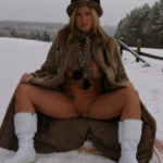 MIS FETICHES: NUDE CHRISSY SNOW I